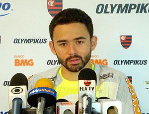 Juan, coletiva Flamengo