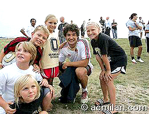 Pato Milan crianças Detroit