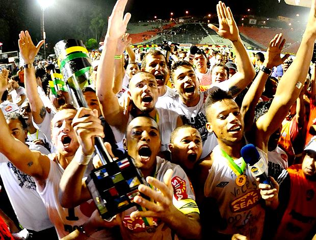 Robinho Santos campeão copa do brasil meninos do brasil