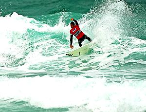 Surfe Messias Félix WQS de Newquay