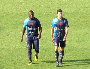 Zé Roberto treino Vasco