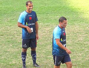 Felipe, treino Vasco