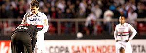 Hernanes perde duelo com Sandro e antecipa seu adeus ao São Paulo (agência EFE)