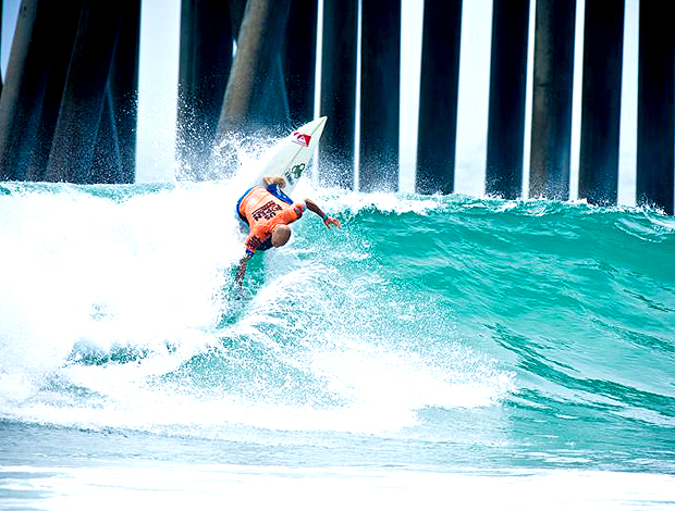 Kelly Slater no WQS US Open
