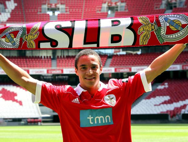 Rodrigo Moreno apresentação Benfica