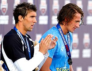 Ryan Lochte e Michael Phelps 200m medley campeonato nacional