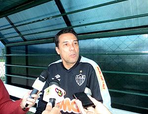 Vanderlei Luxemburgo, técnico do Atlético Mineiro