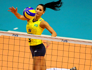 vôlei jaqueline brasil taiwan grand prix