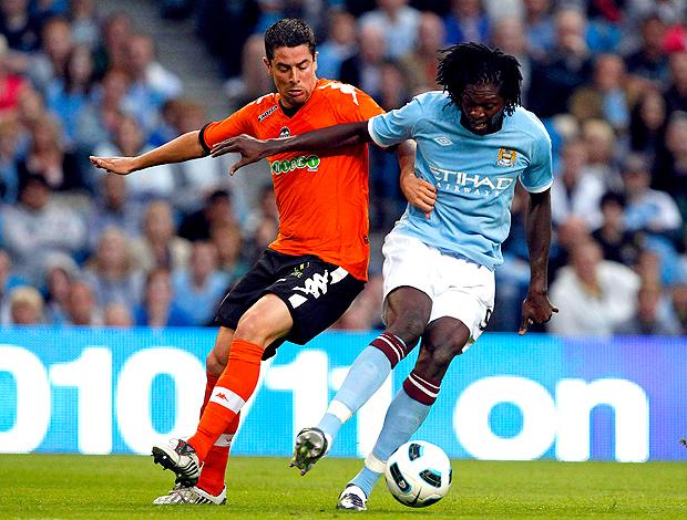 Adebayor, Manchester City