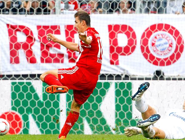 Gol Klose  Bayern de Munich, Supercopa da Alemanha