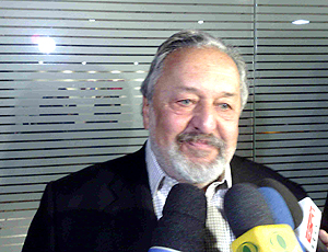 Luis Álvaro, Santos