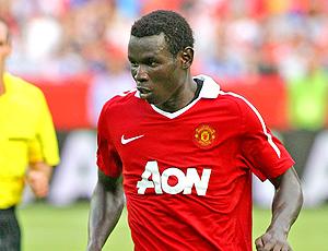 Mame Biram Diouf, Manchester United, emprestado ao Blackburn Rovers