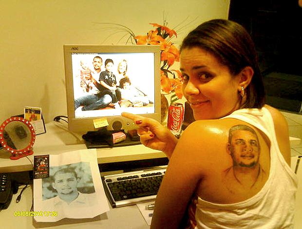 Tatuaggio di Felipe Melo