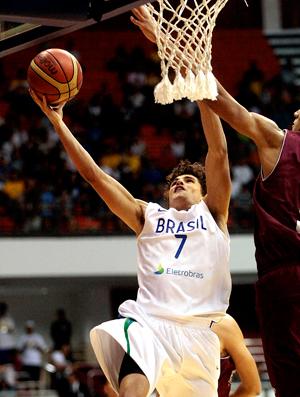 Raul, basquete Brasil