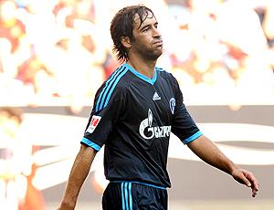 Raúl, Shalke 04 final da Supercopa da Alemanha