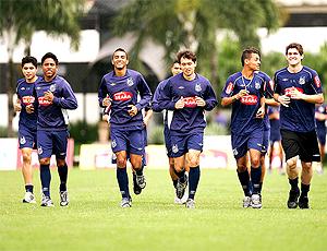 Santos, treino
