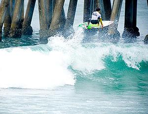 Surfe Gabriel Medina WQS de Huntington