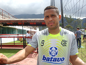 Val Baiano, treino Flamengo