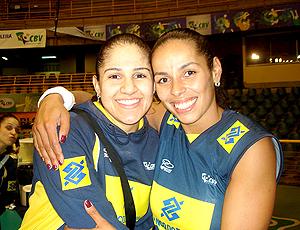 Natália Paula Pequeno Brasil vôlei Grand Prix