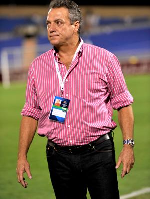 Abel Braga, técnico (Foto: AFP)