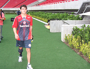 Giuliano treino Internacional México