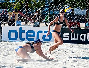 Taiana e Vivian, vôlei de Praia