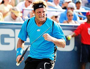 David Nalbandian tênis comemoração em Washington