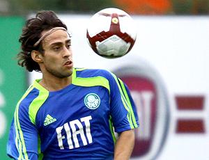 Valdivia treino Palmeiras