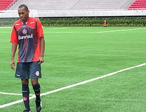 Wilson Matias treino Internacional México