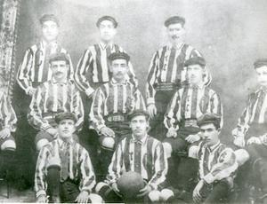 Chivas Guadalajara time do início do século XX