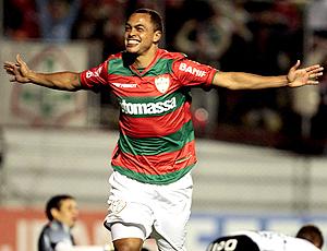 Dodô portuguesa gol Asa série B