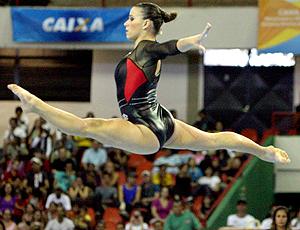 Jade Barbosa, ginástica