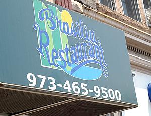 Restaurante brasileiro em Newark, EUA