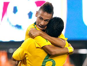 Neymar gol Brasil x EUA