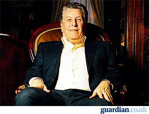 empresário Pini Zahavi