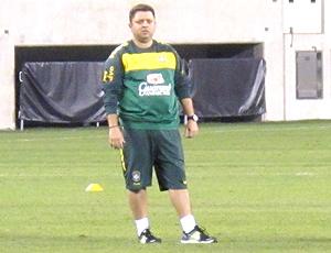 Rafael Vieira, seleção brasileira comissão técnica