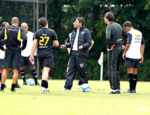 Sérgio Baresi treino São Paulo