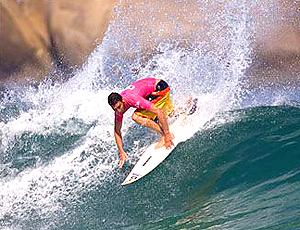 surfe Joel Parkinson Mundial Arpoador 2001