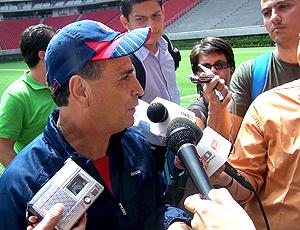 Tecnico José Luis Real Chivas México