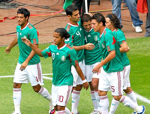 Javier Hernandez, México