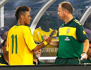 mano menezes neymar brasil donovan eua amistoso