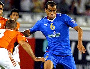 Rivaldo, no  Bunyodkor do Uzbequistão