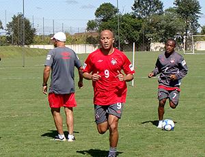 Alex Mineiro treino Atlético-PR