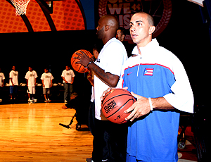 basquete carlos arroyo festival Radio City Music Hall