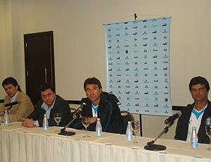 Rui Costa, Alberto Guerra, Renato Gaúcho, Alexandre Mendes