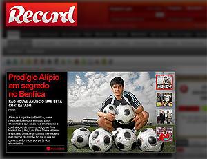 Alipio, brasileiro Real Madrid, interesse pelo Benfica