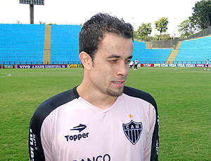 Treino Atlético Mineiro Rafael Cruz lateral-direito