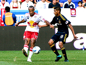 thierry henry new york red bulls partida contra los angeles galaxy