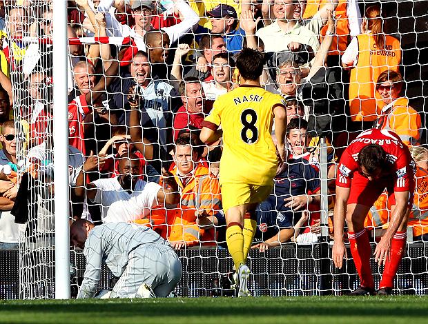 Reina, Arsenal