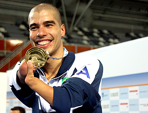 Daniel Dias medalha Mundial Paraolímpico de natação